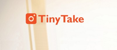 TinyTake, a Small (But Powerful) Screenshot and Screencast Tool