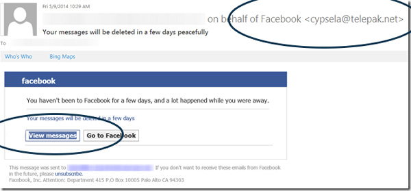 Facebook-Email-Scam-Message-Highlights