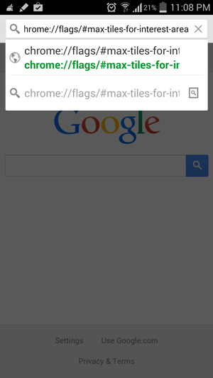 Speed-Up-Chrome-Android-Text-String
