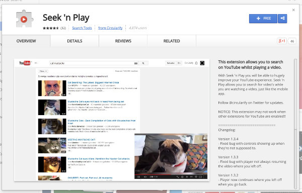 YouTubeExtension-Store