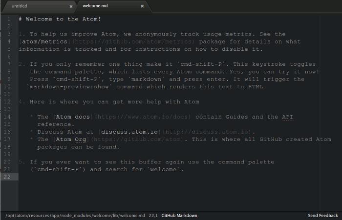atom-main-interface