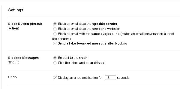block-sender-options-page