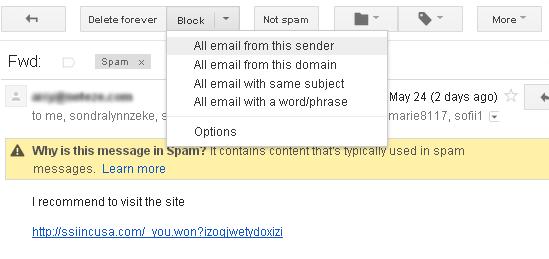 block-sender-options