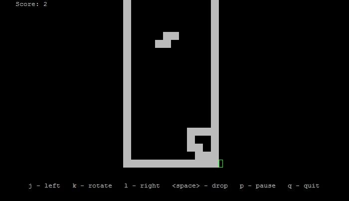 tetris-bsd