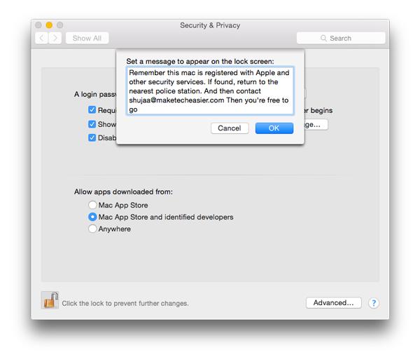 Add-Text-Login-Screen-Mac-Set-Text