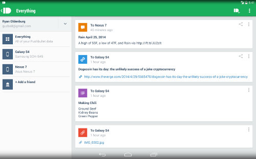 AndroidTransferFiles-Pushbullet