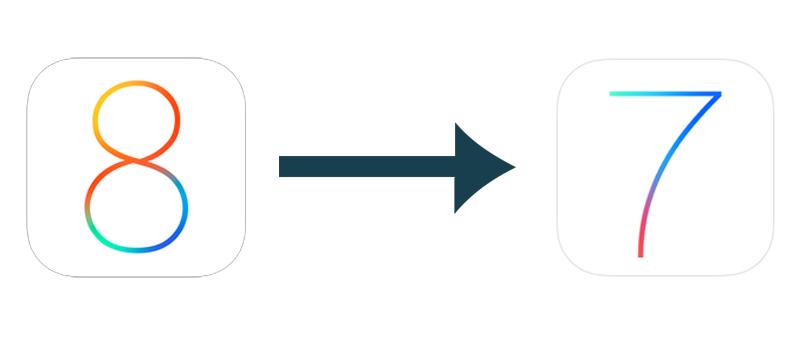 How to Downgrade iOS 8 Beta to iOS 7.1.1