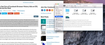 How to Easily Drag Text to Copy and Create Text Clippings in OS X