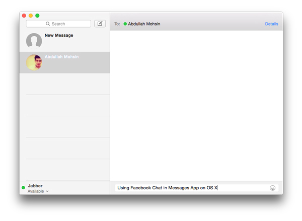 Facebook-Chat-Messages-OSX-Message-Friend