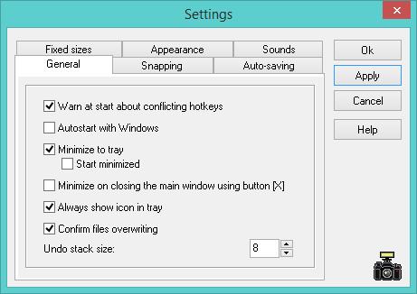 MWSnap-Settings-Window