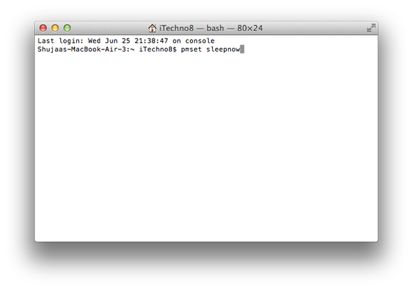 Mac-Sleep-Terminal-Command