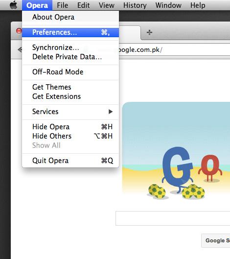 Pop-Up-Windows-Opera-Preferences
