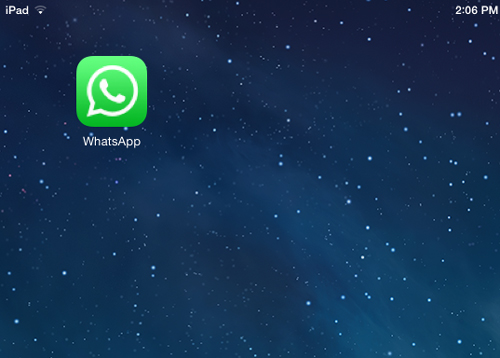 how to put whatsapp on ipod
