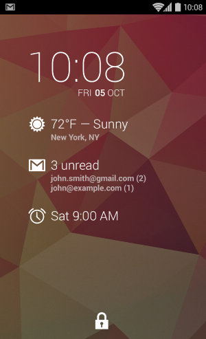 WidgetBundles-DashClock-Widget