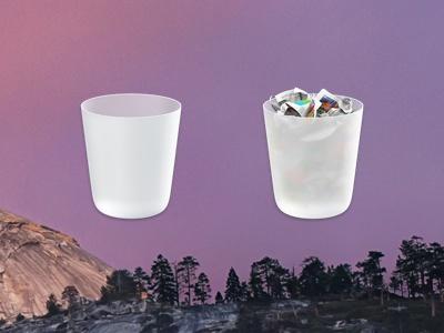 Yosemite-Mavericks-UI-Comparison-Trash-Can