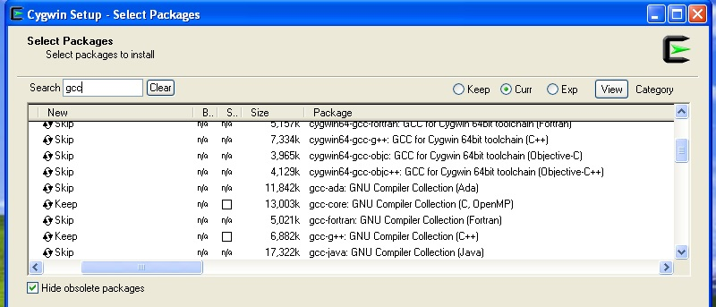 How to Compile Linux Programs Under Windows with Cygwin