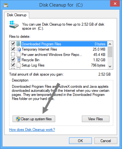 free-disk-space-clean-system-files