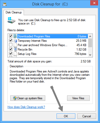 free-disk-space-disk-cleanup