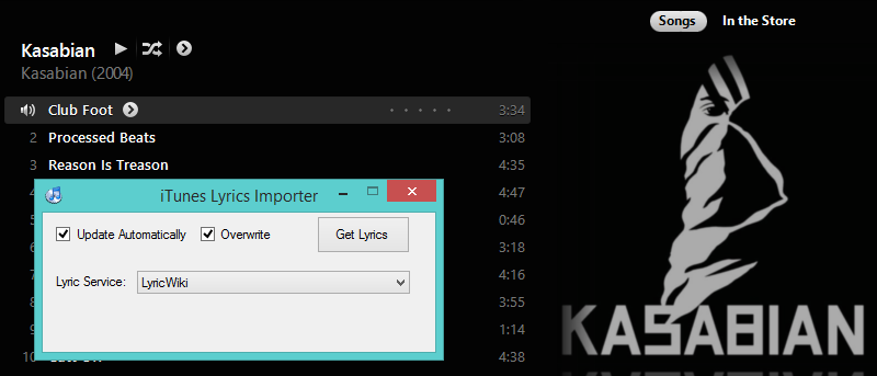 How to Get Lyrics in iTunes Automatically [Windows]