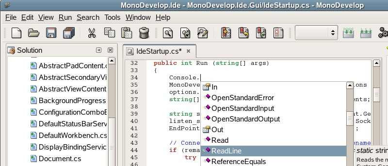 How to Write C# programs on a Raspberry Pi Using Mono