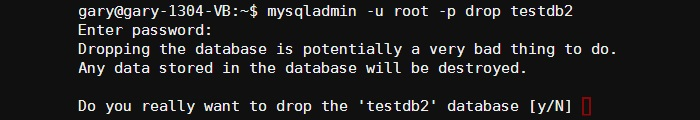 mysqladmin-drop-testdb2