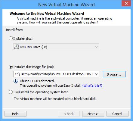vmware-player-select-ubuntu-iso