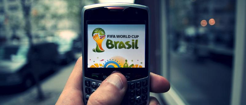 Miss Nothing from the 2014 World Cup with These Apps