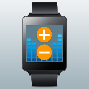 AndroidWearApps-Wear-Volume