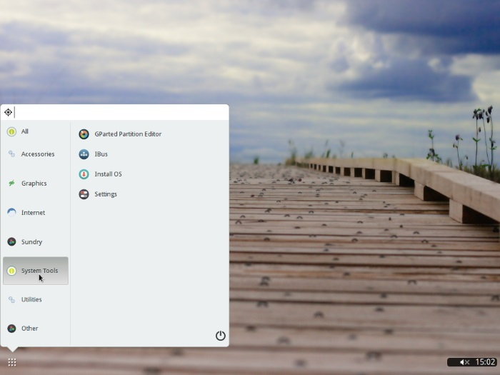Evolve OS Install