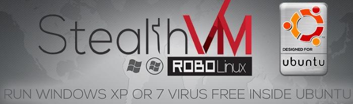 Robolinux-stealthvm