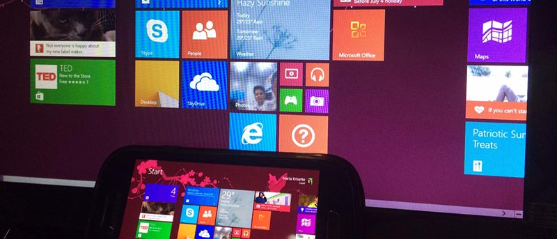 Remotely Access Windows 8 From Android Tablet