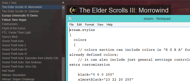 Change Steam's Font for Better Readability