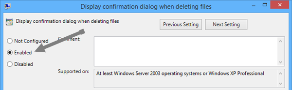 enable-delete-confirmation-dialog-box-select-enable
