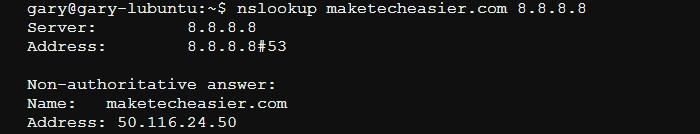 nslookup-maketecheasier-8888