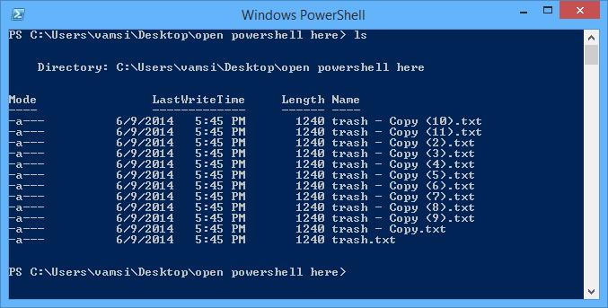 open-powershell-here-powershell-window