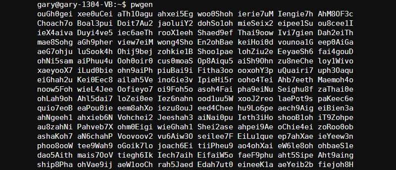 Three Useful Password Generators for Linux - Make Tech Easier