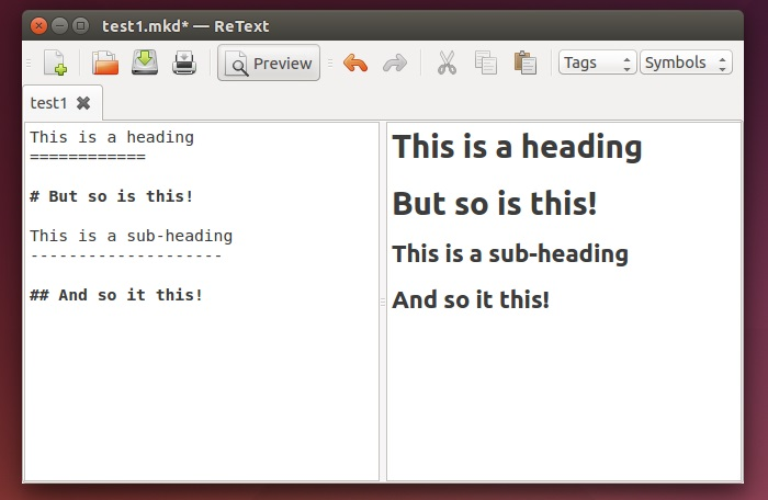 retext-headings