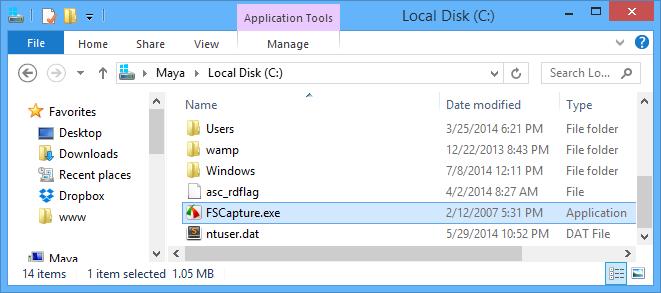 take-windows-logon-screenshot-fscapture-location