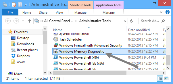 How to Diagnose Memory Problems in Windows 8 - Make Tech Easier