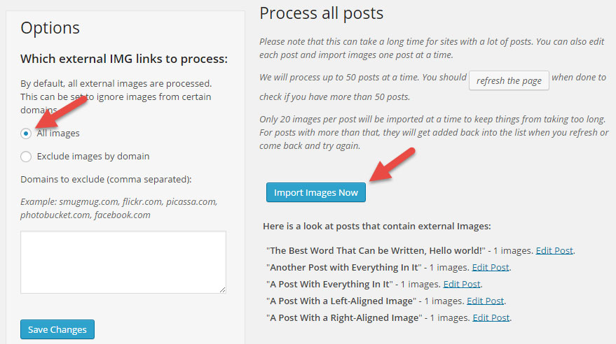wordpress-multisite-to-single-site-import-images