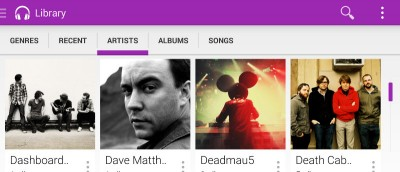 5 Alternative and Innovative Music Players for Android