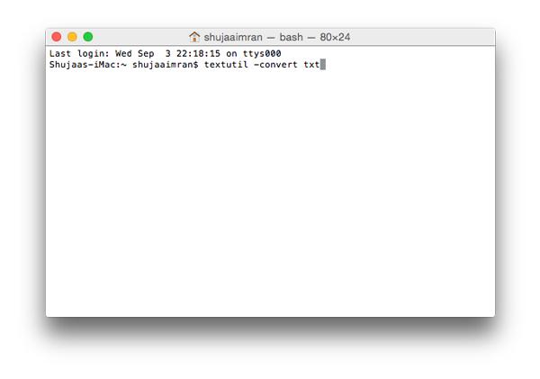 Convert-Documents-Mac-convert-txt