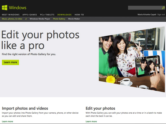 WindowsLivePhotoGallery-download