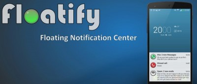 Add Android L-style Notifications with Floatify