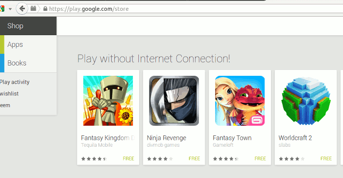 google-play-app-without-internet-connection