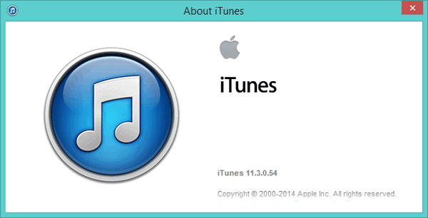 iTunes11-About-iTunes