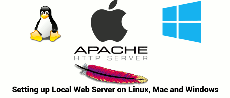 How to Set Up a Local Web Server on Windows, Mac, and Linux