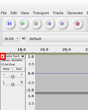 record-system-sound-delete-audio-track-in-audacity