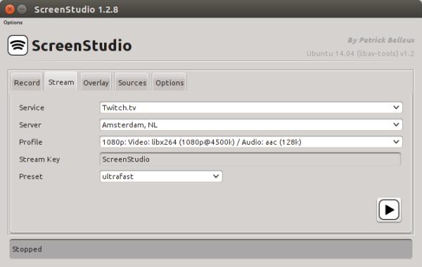 screenstudio-stream-optionss